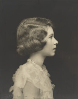 Queen Elizabeth II, by Marcus Adams, February 1939 - NPG P140(20) - © estate of Marcus Adams / Camera Press