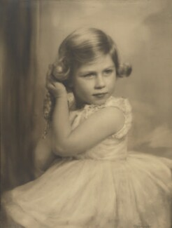 Princess Margaret, by Marcus Adams - NPG P140(21)
