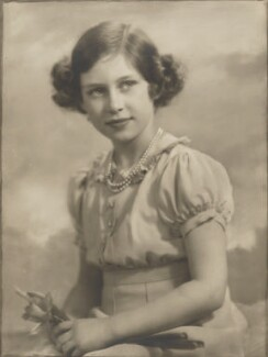 Princess Margaret, by Marcus Adams - NPG P140(22)