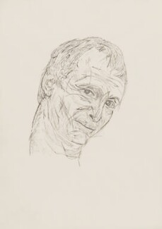 Sir Richard Rogers, by Sir Eduardo Paolozzi - NPG 6022(4)