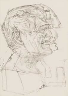 Sir Richard Rogers, by Sir Eduardo Paolozzi - NPG 6022(5)