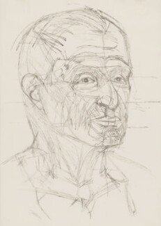 Sir Richard Rogers, by Sir Eduardo Paolozzi - NPG 6022(6)