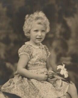 Princess Anne, by Marcus Adams - NPG P140(28)