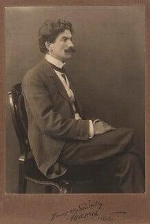 Marcus Adams, by (Arthur) Walton Adams, 1916 - NPG P140(29) - © National Portrait Gallery, London