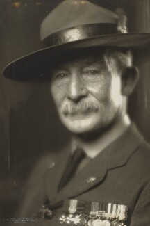 Robert Baden-Powell, by Pirie MacDonald - NPG P140(30)