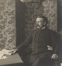 David Lloyd George, by (Arthur) Walton Adams, circa 1913 - NPG P140(36) - © National Portrait Gallery, London