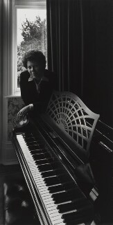 Janet Baker, by Arnold Newman - NPG P150(4)