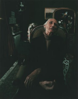 Bill Brandt, by Arnold Newman - NPG P150(9)