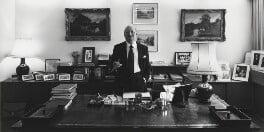 Lew Grade, Baron Grade, by Arnold Newman - NPG P150(17)