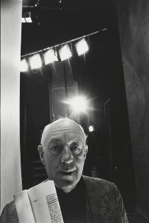 Sir Alec Guinness, by Arnold Newman - NPG P150(18)