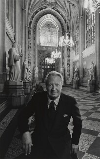Sir Edward Heath, by Arnold Newman - NPG P150(20)