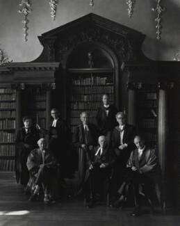Regius Professors, by Arnold Newman - NPG P150(47)