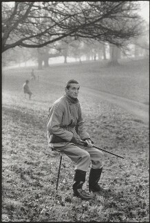 Henry Frederick Thynne, 6th Marquess of Bath, by Eve Arnold - NPG P518