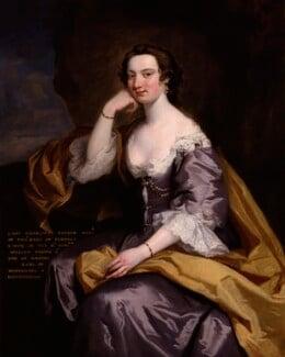Lady Charlotte Finch (née Fermor), by John Robinson, circa 1740-1745 - NPG 6205 - © National Portrait Gallery, London