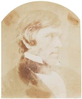 Thomas Carlyle, by Robert Scott Tait, 1851 - NPG P171(7) - © National Portrait Gallery, London