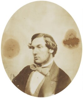 Edward C. Sterling, attributed to Sir Anthony Coningham Sterling - NPG P171(28)