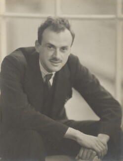 Paul Adrien Maurice Dirac, by Ramsey & Muspratt - NPG P363(8)