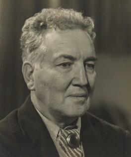 Robert Graves, by Ramsey & Muspratt, 1950s? - NPG P363(11) - © Peter Lofts Photography / National Portrait Gallery, London