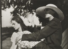 Angelica Vanessa Garnett (née Bell); Virginia Woolf, by Ramsey & Muspratt, 1932 - NPG P363(22) - © Peter Lofts Photography / National Portrait Gallery, London