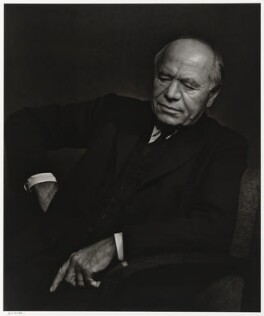 William Maxwell Aitken, 1st Baron Beaverbrook, by Yousuf Karsh - NPG P490(9)