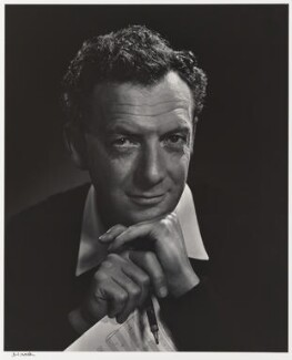 Benjamin Britten, by Yousuf Karsh - NPG P490(13)