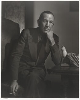 Noël Coward, by Yousuf Karsh - NPG P490(20)