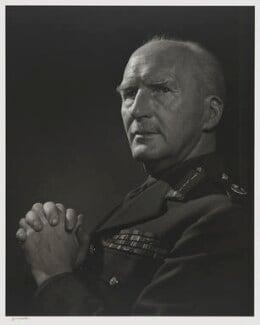 Sir John Greer Dill, by Yousuf Karsh - NPG P490(24)