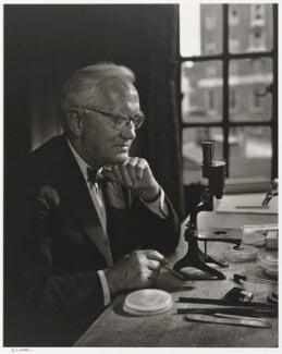 Alexander Fleming, by Yousuf Karsh - NPG P490(31)