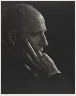 Edward Frederick Lindley Wood, 1st Earl of Halifax, by Yousuf Karsh, 1944 - NPG P490(38) - © Karsh / Camera Press