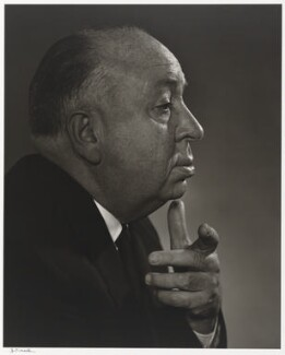 Alfred Hitchcock, by Yousuf Karsh - NPG P490(39)