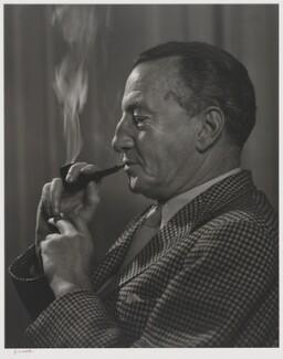 Archibald John Clark Kerr, 1st Baron Inverchapel, by Yousuf Karsh - NPG P490(41)
