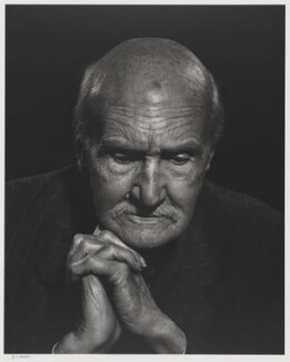 (George) Gilbert Aimé Murray, by Yousuf Karsh - NPG P490(56)