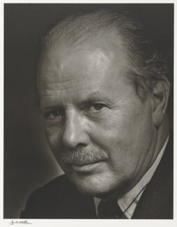 Harold Nicolson, by Yousuf Karsh - NPG P490(58)