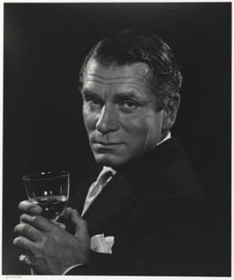 Laurence Olivier, by Yousuf Karsh - NPG P490(59)
