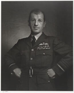 Charles Frederick Algernon Portal, 1st Viscount Portal of Hungerford, by Yousuf Karsh - NPG P490(62)