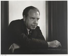 J.B. Priestley, by Yousuf Karsh - NPG P490(63)