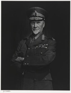 Jan Christian Smuts, by Yousuf Karsh - NPG P490(72)