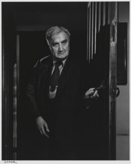 Ralph Vaughan Williams, by Yousuf Karsh - NPG P490(82)