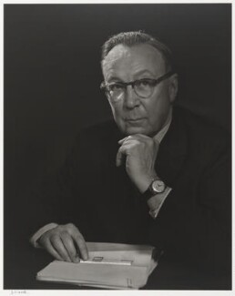 Sir Robert Watson-Watt, by Yousuf Karsh - NPG P490(83)