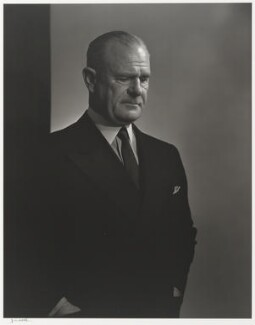 Archibald Percival Wavell, 1st Earl Wavell, by Yousuf Karsh - NPG P490(85)