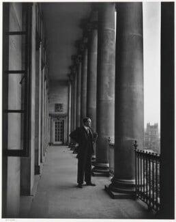 Harold Wilson, by Yousuf Karsh - NPG P490(87)