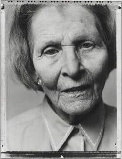 Helen Brook, by Nick Sinclair - NPG P510(6)