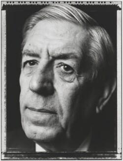 Sir Edward Dillon Lott du Cann, by Nick Sinclair - NPG P510(11)