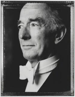 Sir John Gingell, by Nick Sinclair - NPG P510(16)