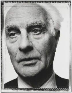 Sir Anthony John Charles Meyer, 3rd Bt, by Nick Sinclair - NPG P510(26)