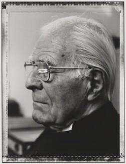 Donald Oliver Soper, Baron Soper, by Nick Sinclair - NPG P510(38)