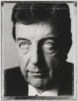 John Wakeham, Baron Wakeham, by Nick Sinclair - NPG P510(42)