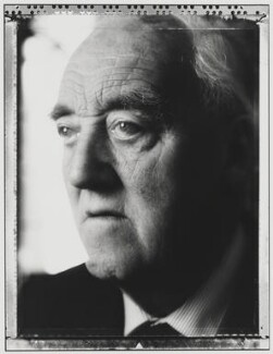William Stephen Ian Whitelaw, Viscount Whitelaw, by Nick Sinclair - NPG P510(44)