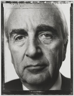 David Ivor Young, Baron Young of Graffham, by Nick Sinclair - NPG P510(46)