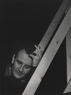 Lindsay Anderson, by Lewis Morley, 1960 - NPG P512(1) - © Lewis Morley Archive / National Portrait Gallery, London